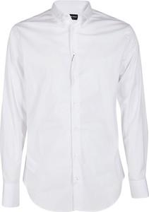 Koszula Giorgio Armani z bawełny