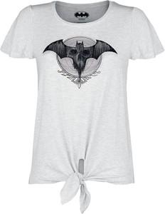 T-shirt Emp z okrągłym dekoltem z krótkim rękawem w stylu casual