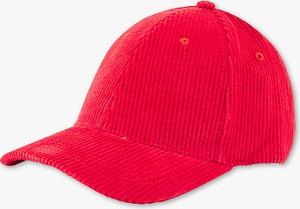 Czerwona czapka CLOCKHOUSE