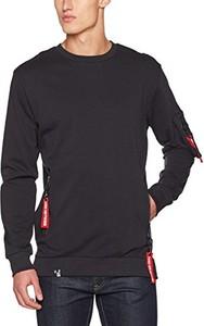 Czarna bluza indicode