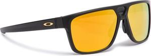 Okulary przeciwsłoneczne OAKLEY - Crossrange Patch OO9382-0460 Matte Black/24k Iridium