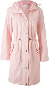 Różowa kurtka bonprix bpc bonprix collection