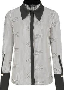 Koszula Elisabetta Franchi z długim rękawem