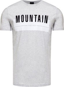 T-shirt Bogner z krótkim rękawem