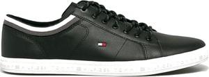 Tommy Hilfiger Essential Leathermix Low Sneaker FM0FM01632-990