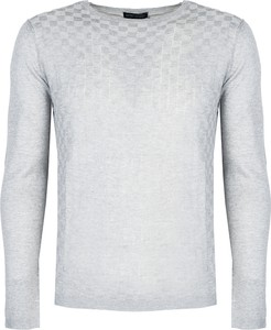 Sweter ubierzsie.com z okrągłym dekoltem