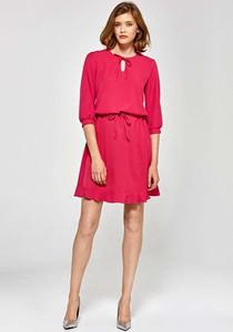 Czerwona sukienka Nife