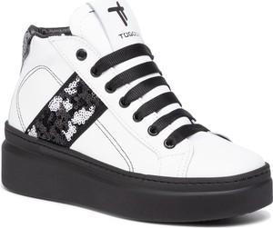 Sneakersy Togoshi sznurowane