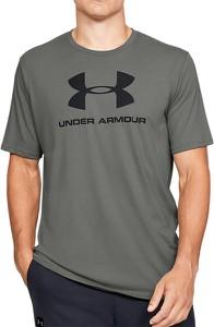 T-shirt Under Armour z bawełny z krótkim rękawem