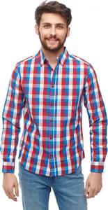 Koszula Wrangler z klasycznym kołnierzykiem