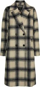 Płaszcz Vero Moda w stylu casual z wełny