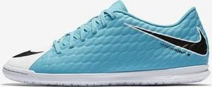 Niebieskie buty sportowe Nike hypervenomx