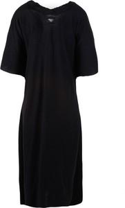 Sukienka Byinsomnia w stylu casual z długim rękawem oversize