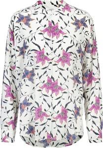 Koszula Isabel Marant Étoile w stylu casual z długim rękawem