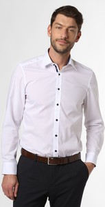 Koszula Finshley & Harding z bawełny z długim rękawem