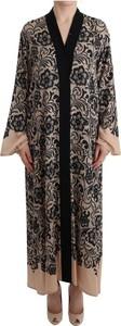 Sukienka Dolce & Gabbana z długim rękawem