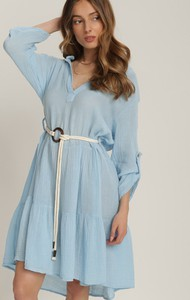 Sukienka Renee mini koszulowa
