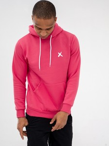 Różowa bluza Point X w młodzieżowym stylu