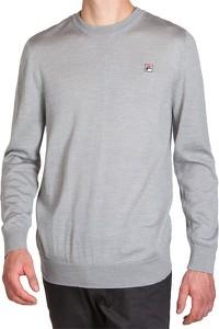 Sweter Fila w sportowym stylu z wełny