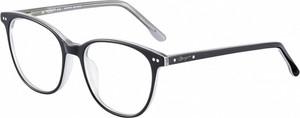 Granatowe okulary damskie Morgan