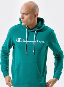Zielona bluza Champion