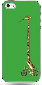 Etuistudio Etui na iPhone 4s / 4 - żyrafa