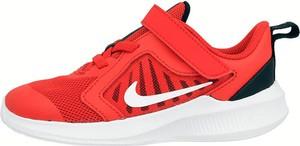 Czerwone buty sportowe dziecięce Nike