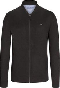 Czarny sweter Fynch Hatton z bawełny