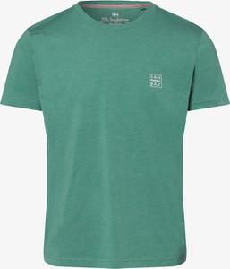 Zielony t-shirt Nils Sundström