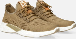 Brązowe buty sportowe Casu