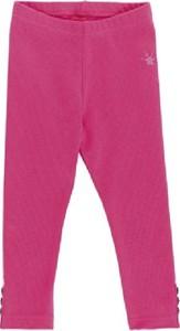 Różowe legginsy dziecięce Sigikid
