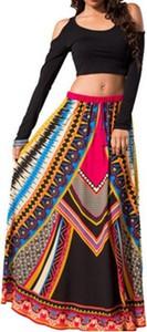 Spódnica Yaze maxi w stylu boho