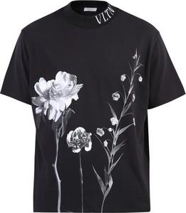 T-shirt Valentino z krótkim rękawem