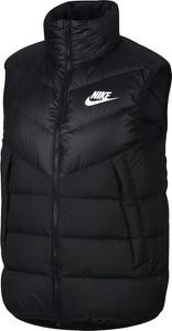 Czarna kamizelka Nike