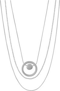 Dansk Copenhagen Necklace Vanity Circle Dot