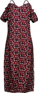 Sukienka MEXX z krótkim rękawem