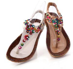 Sandały Yaze w stylu retro