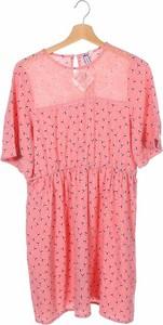 Różowa sukienka dziewczęca Friboo