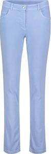 Niebieskie spodnie Betty Barclay