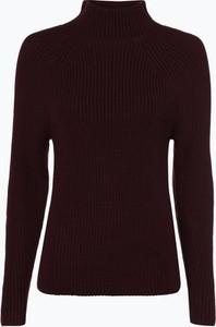 Brązowy sweter Armani Jeans w stylu casual