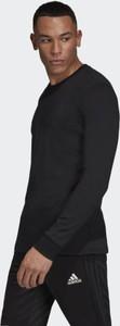 Koszulka z długim rękawem Adidas z dzianiny