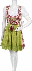 Sukienka Wiesnkoenig z krótkim rękawem