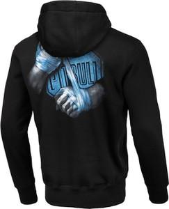 Bluza Pit Bull West Coast w młodzieżowym stylu z jedwabiu