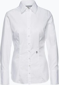 Koszula Seidensticker z długim rękawem z tkaniny