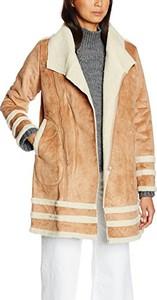 Brązowy płaszcz Somedays Lovin w stylu casual