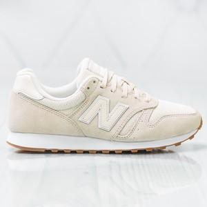 Buty sportowe New Balance w sportowym stylu 373 sznurowane