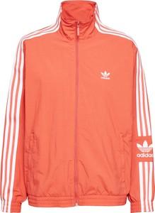 Pomarańczowa kurtka Adidas Originals krótka