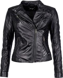 Czarna kurtka Maze w rockowym stylu