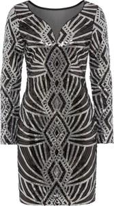 Sukienka bonprix bodyflirt boutique bez rękawów na imprezę