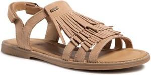 Buty dziecięce letnie Lasocki Young na rzepy dla dziewczynek